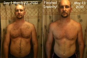 Insanity Workout Blog Before And After