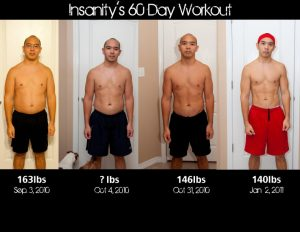 Insanity Workout Before And After 39