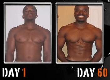 Insanity Workout Before And After
