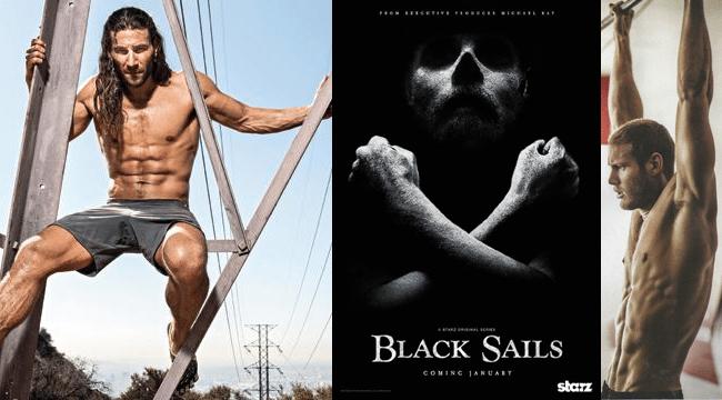 Tom Hopper Black Sails