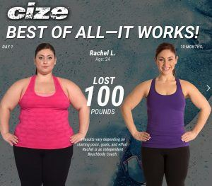 CIZE Dance Workout Real Dancing for Amazing Results