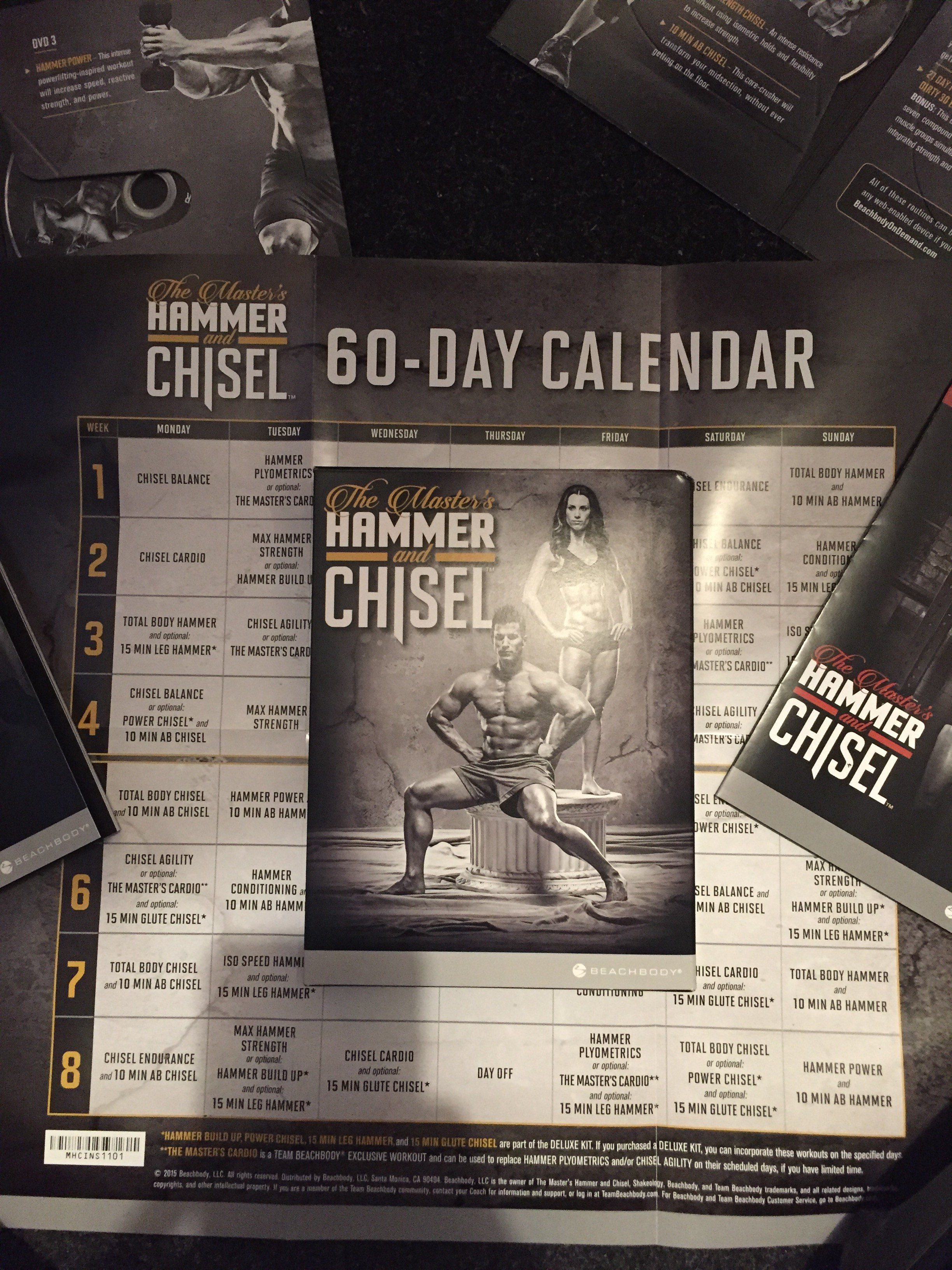 Hammer and Chisel Workout - Review - Equipment - Results -