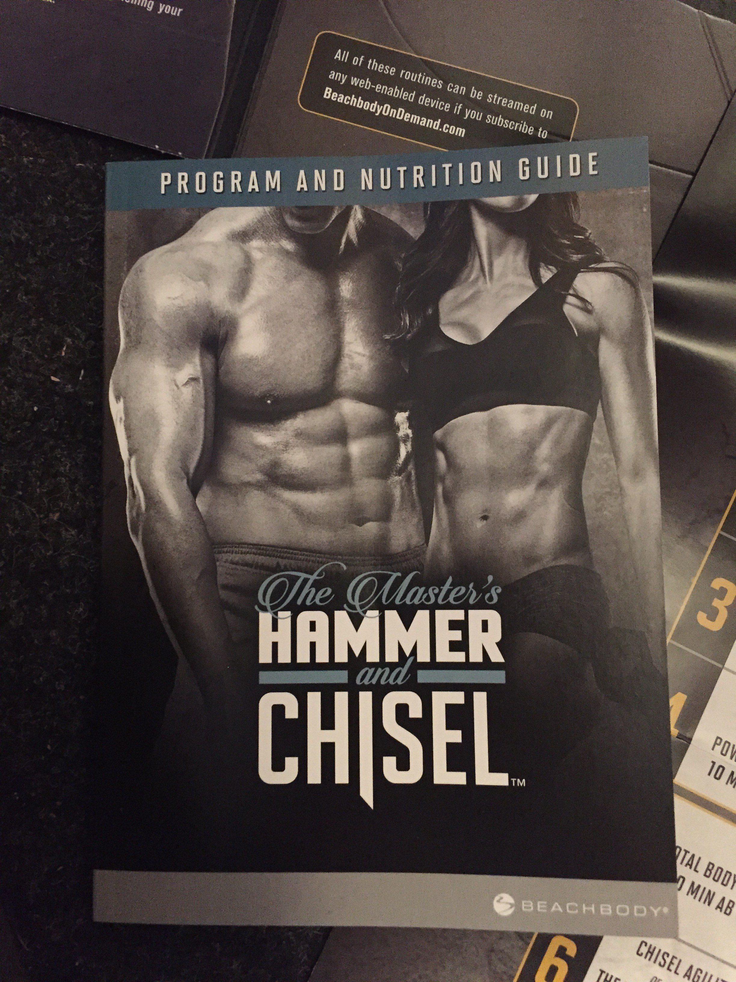 hammer-chisel-program-guide