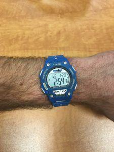 Timex-Shock-Ironman-On-Wrist