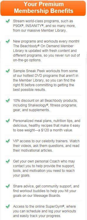 FREE Online Workout Videos - Beachbody On Demand Review