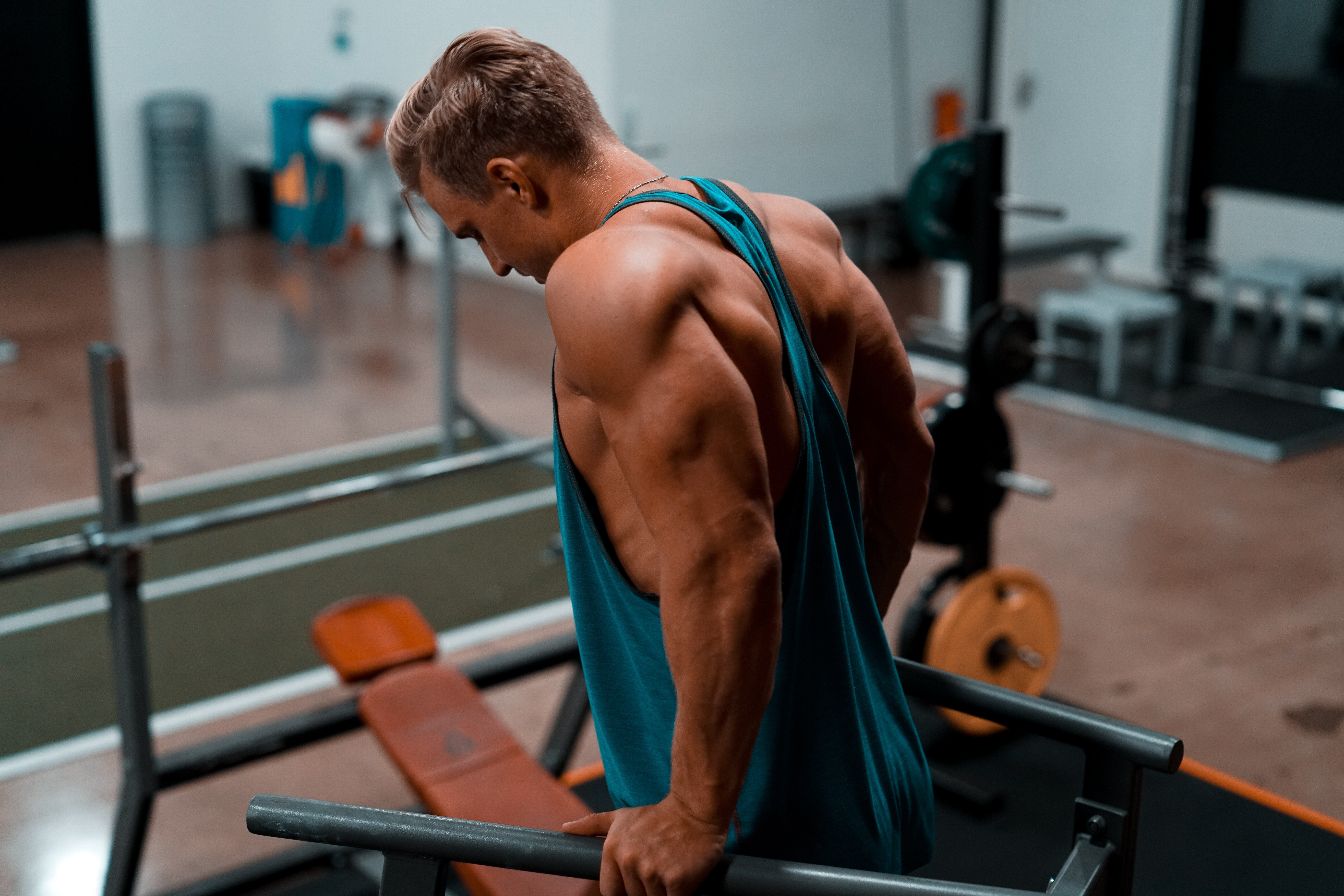 How to Gain Muscle Mass After 40 as a Hard Gainer - Men Over